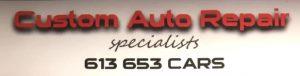 Custom Auto Repair